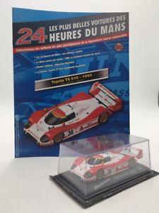 【送料無料】模型車 モデルカー スポーツカートヨタルマンtoyota ts 010 1993 143 n5070 the most beautiful cars of the 24h of le mans sta