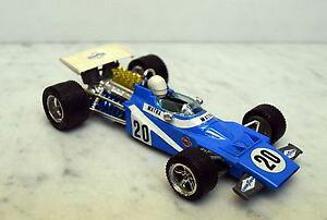 【送料無料】模型車 モデルカー スポーツカーマテルフォーミュラレースカーmattel 6670 125 matra simca f1 formula 1 racing car