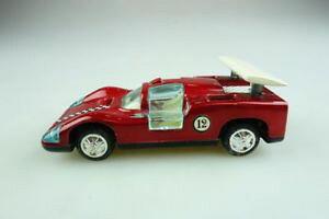 【送料無料】模型車 モデルカー スポーツカーチャパラルレーサーレースカーボックス113 joal 143 chaparral prototipo 2f racer race car candyredmet without box 508