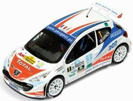 【送料無料】模型車 モデルカー スポーツカープジョー#サラザンラリーカジノネットワークpeugeot 207 s2000 1 ssarrazin rally casinos do algarve 2007 143 ixo