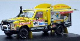 【送料無料】模型車 モデルカー スポーツカートヨタ##パリダカ143 toyota hzj79 034;ch039;ti friterie034; parisdakar 2009 vendu monte