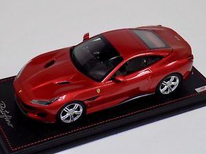 【送料無料】模型車 モデルカー スポーツカーコレクションフェラーリハードトップロッソポルトフィーノレザーベース118 mr collection ferrari potofino with hard top rosso portofino leather base