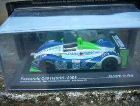 【送料無料】模型車 モデルカー スポーツカールマンハイブリッドコマススケールle mans pescarolo c60 hybrid 2005 collardboullioncomasscale 1 43