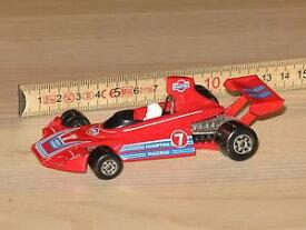 【送料無料】模型車 モデルカー スポーツカーマッチスピードブラバムマルティーニmatchbox speed kings k41 brabham bt44b martini from 1976 in top condition