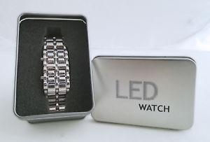 【送料無料】クロックウォッチライトファッションorologio watch ledwatch , led light, fashion 2017