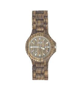 【送料無料】ドルフィクルミorologio da uomo in legno, orologi da polso in legno, dolfi, legno noce