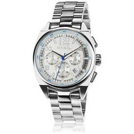 【送料無料】ファッションクロックマスターホワイトクロノグラフmoda orologio breil master uomo cronografo bianco tw1403