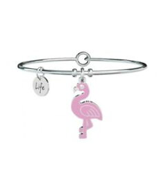 【送料無料】ブレスレット カフアニマルプラネットフラミンゴオリジナルkidult bracciale animal planet flamingo unicita 731285 originale nuovo