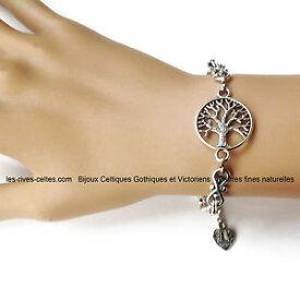 【送料無料】ブレスレット ブレスレットbracelet celtique arbre de vie irlandais