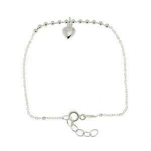 【送料無料】ブレスレット イタリアシルバーカフファンタジーbracciale donna fantasia cuore in argento 925 made in italy