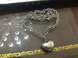 【送料無料】ブレスレット ブロンズネックレスcollana in bronzo con charm a cuorebellissimo