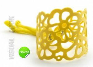【送料無料】ブレスレット niente paura bracciale tatu giallo zinco 001br04