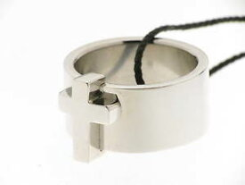 【送料無料】ブレスレット クロスリングポリッシュスチールdamp;g anello crossroad acciaio lucido con croce mis18 referenza dj0039