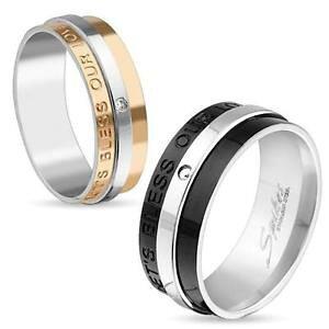 【送料無料】ブレスレット シルバーリングピンクゴールドaf anello in argento 68mm larghezza lets bless our amore oro rosa nero 47