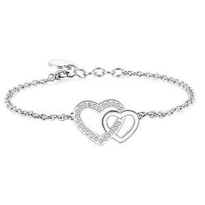 【送料無料】ブレスレット カフsagapo bracciale donna cuore stw11