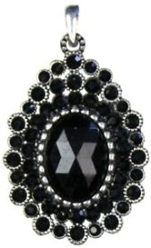 【送料無料】ブレスレット cousin jewelry basicsovale da muro, colore nero u7f