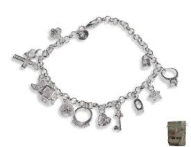 【送料無料】ブレスレット カフブレスレットチェーンenez braccialetto bracciale catena placcato argento sterling 92519cm d2c