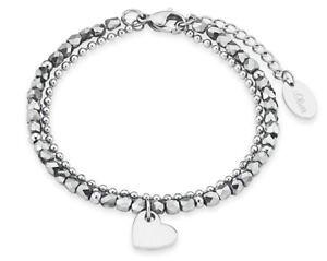 【送料無料】ブレスレット オリバーブレスレットステンレスs oliver 2018344 da donna cuore bracciale in acciaio inox nuovo