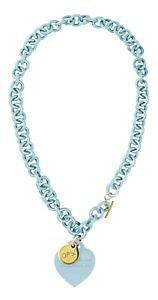 【送料無料】ブレスレット ネックレスハートシリコーンオリジナルops love collana in resina cuore in silicone azzurro opscl24 nuovo originale