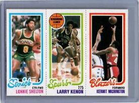 【送料無料】スポーツ メモリアル カード #ラリーワシントン198081 topps 167 231 lonnie shelton larry kenon tl kermit washington