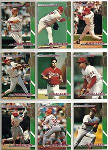 【送料無料】スポーツ メモリアル カード フィラデルフィアフィリーズスタジアムクラブチームカートシリングセットphiladelphia phillies 1993 stadium club 30cd baseball team set curt schilling