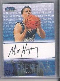 【送料無料】スポーツ メモリアル カード マットインクサインカード1999 fleer tradition matt harpring fresh ink auto autograph card 333400 made