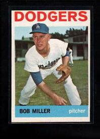 【送料無料】スポーツ メモリアル カード #ボブミラー1964 topps 394 bob miller exmt lc046