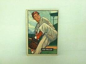 【送料無料】スポーツ メモリアル カード ボブミラーヴィンテージベースボールカードフィリーズbob miller 1951 bowman vintage baseball card phillies