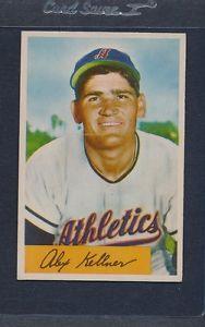 【送料無料】スポーツ メモリアル カード #アレックス1954 bowman 051 alex kellner athletics ex *138