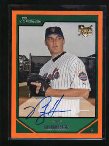 【送料無料】スポーツ メモリアル カード philip humber 2007 bowman orange border rookie rcautograph auto250 ad5963philip humber 2007 bowman orange border rookie rc