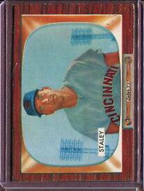 【送料無料】スポーツ メモリアル カード 1955155ゲリーステーリーexd525811955 bowman 155 gerry staley ex d52581
