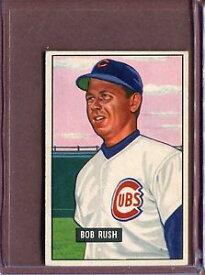 【送料無料】スポーツ メモリアル カード ボブラッシュ1951 bowman 212 bob rush vgex d165619
