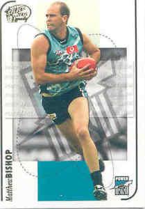 【送料無料】スポーツ メモリアル カード #アデレード2005 select afl dynasty 128 m bishopport adelaide
