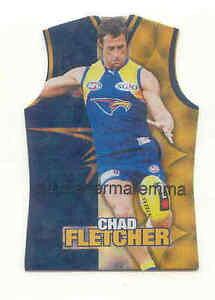 【送料無料】スポーツ メモリアル カード ピナクルダイカットチャドフレッチャー2009 afl select pinnacle diecut gdc176 chad fletcher