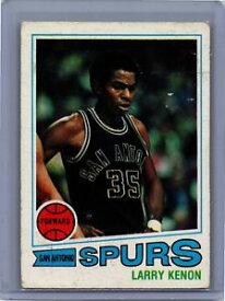 【送料無料】スポーツ メモリアル カード 197778 トップス28ラリーkenonサンアントニオスパーズ197778 topps 28 larry kenon san antonio spurs