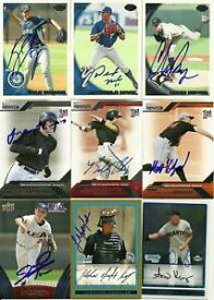 【送料無料】スポーツ メモリアル カード matt hobgood2009トライスターカードorioles2009 tristar plus matt hobgood signed card orioles auto