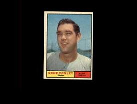 【送料無料】スポーツ メモリアル カード 1961 topps 193 gene conley exmt d559843