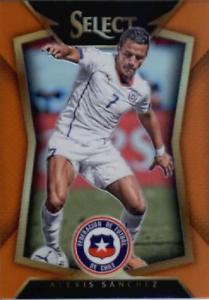【送料無料】スポーツ メモリアル カード オレンジサッカー201516 select orange soccer you choose *gotbaseballcards