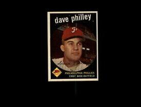 【送料無料】スポーツ メモリアル カード 1959トップス92デイブphilley exmtd7635611959 topps 92 dave philley exmt d763561