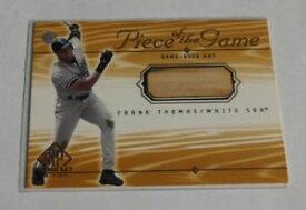 【送料無料】スポーツ メモリアル カード frank thomasgame used bat white sox 2000sp game bat edition frank thomas 2000 sp game bat edition game used bat white s
