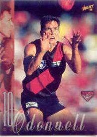 【送料無料】スポーツ メモリアル カード シグネチャーカード#1998 afl select signature card 174 g o039;donnellessendon