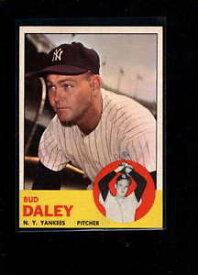 【送料無料】スポーツ メモリアル カード #デイリー1963 topps 38 bud daley exmt lh288