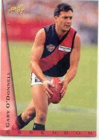 【送料無料】スポーツ メモリアル カード シリーズ#ゲイリー#1997 select afl series 041 gary o039;donnellessendon