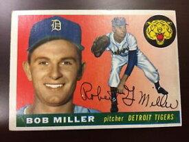 【送料無料】スポーツ メモリアル カード ロバートボブミラー#カード1955 topps robert bob miller 9 baseball card