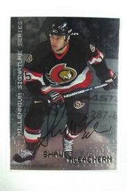 【送料無料】スポーツ メモリアル カード 199900 bap millennium shawn mceachern signature series auto 176h0435199900 bap millennium shawn mceachern signature series