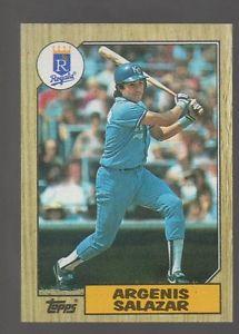 【送料無料】スポーツメモリアルカードコレクターカード533argenissalazar1987baseballcollectorcard