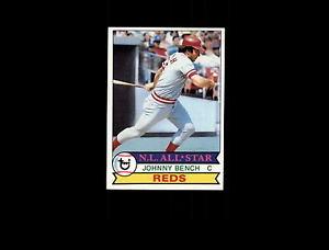 【送料無料】スポーツ メモリアル カード 1979トップス200ジョニーベンチdp nmd5392531979 topps 200 johnny bench dp nm d539253