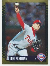 【送料無料】スポーツ メモリアル カード スコアゴールドラッシュ#カートシリング1995 score gold rush 163 curt schilling