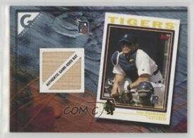 【送料無料】スポーツ メモリアル カード ギャラリーイヴァンロドリゲスデトロイトタイガースカード2005 topps gallery heritage relics ghrir ivan rodriguez detroit tigers card