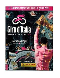 【送料無料】スポーツ メモリアル カード ジャイロd#イタリアアルバムパニーニ101 giro d039; italia infinite love empty album panini 2018